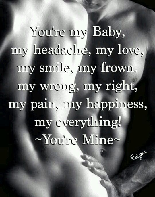 you re my everything poems for her