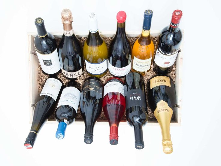 The Perfect Case of Wine as Saveur 100 suggests - For the record, we concur