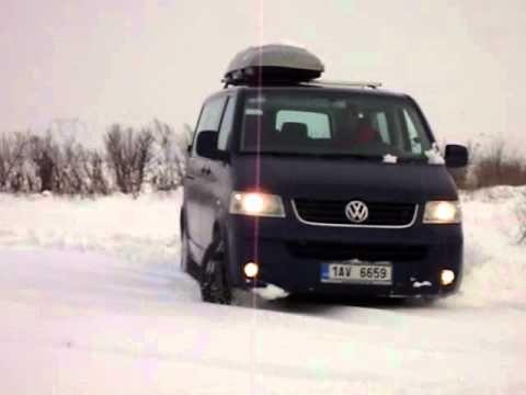 VW Caravelle T5  4motion with Haldex