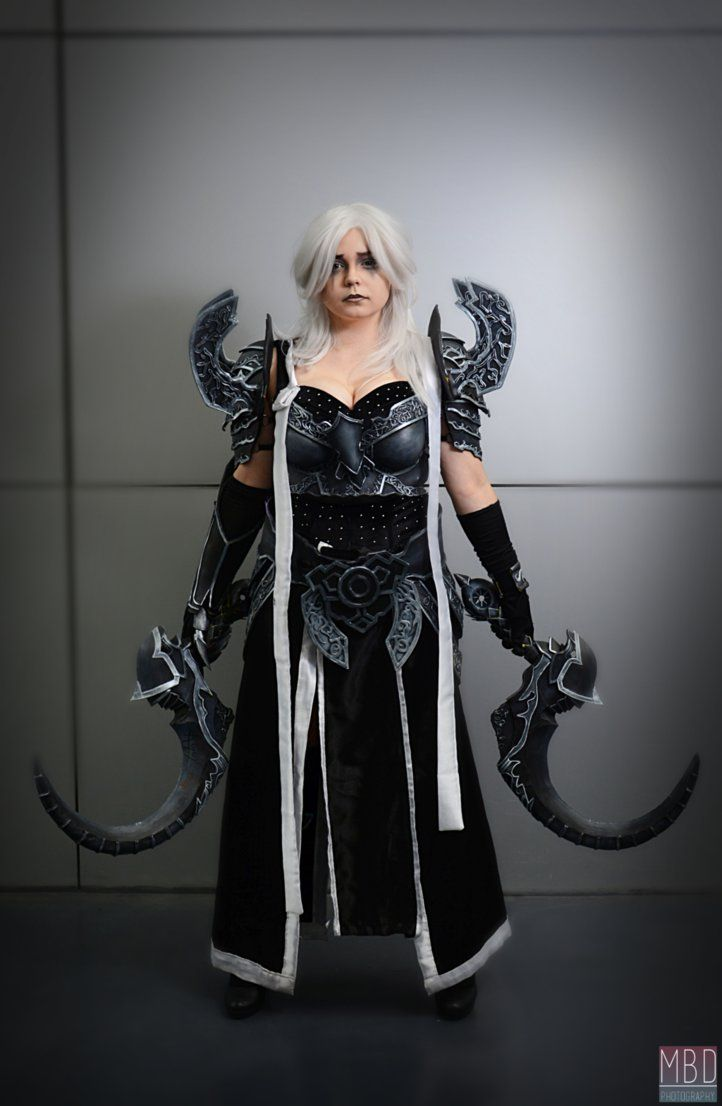 Female Malthael by Mozgie on DeviantArt