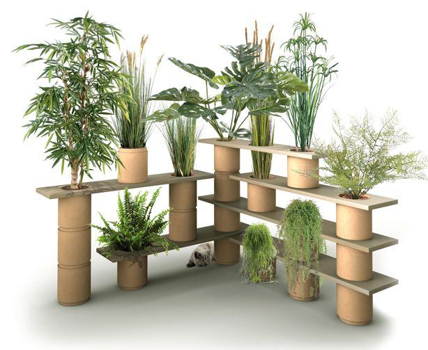 17 Best Images About Garden Shelves On Pinterest Exposed