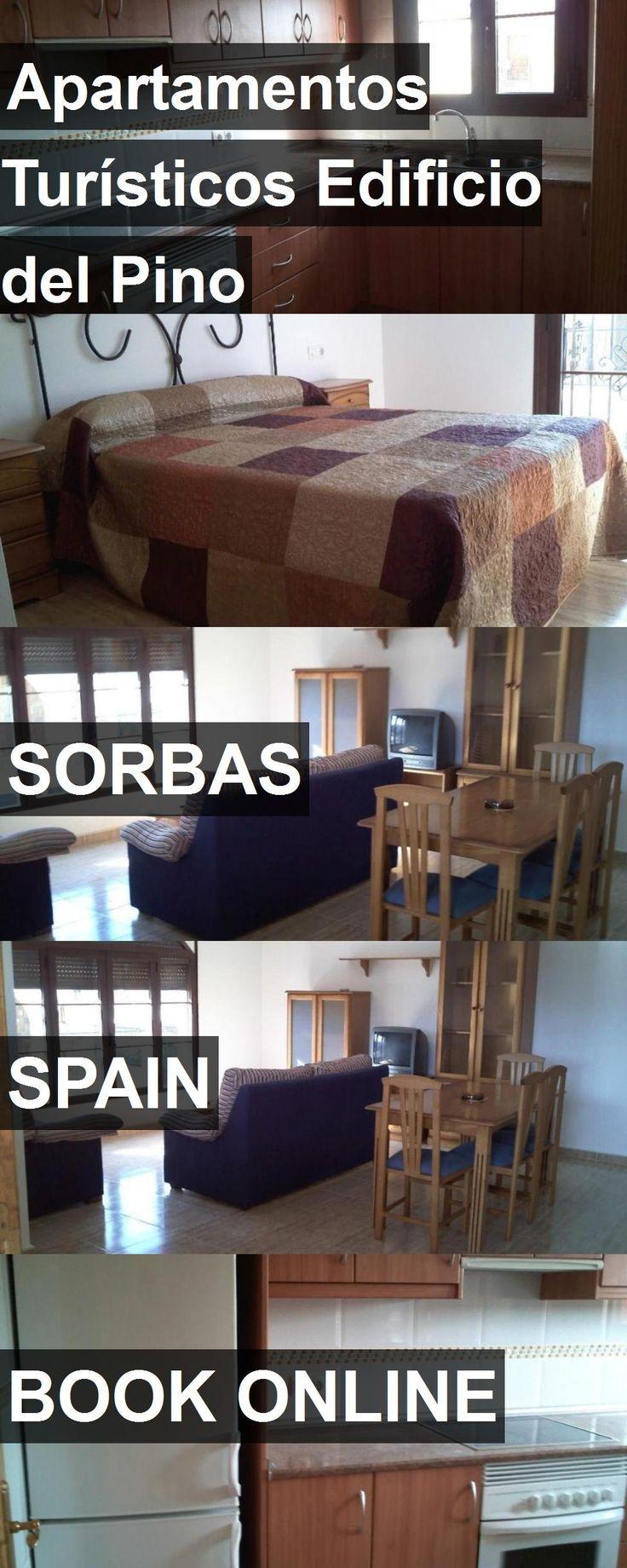 Hotel Apartamentos Turísticos Edificio del Pino in Sorbas, Spain. For more information, photos, reviews and best prices please follow the link. #Spain #Sorbas #ApartamentosTurísticosEdificiodelPino #hotel #travel #vacation