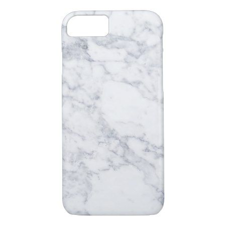 Marble iPhone 7 Case - tap, personalize, buy right now!