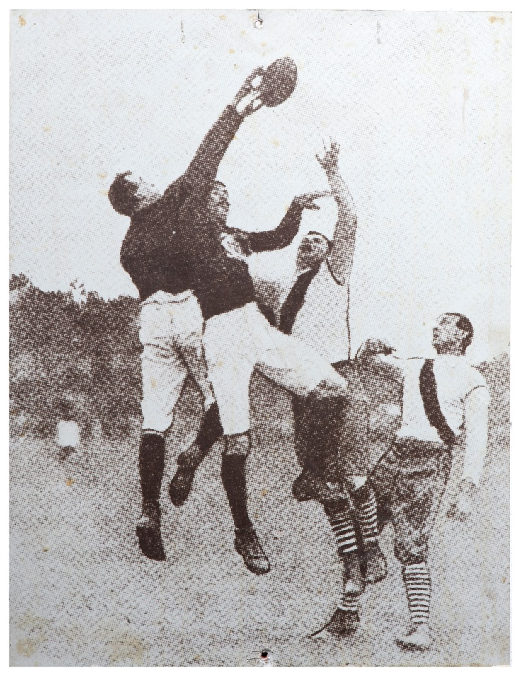 1907 Grand Final: Carlton 6.14.50 def South Melbourne 6.9.45.