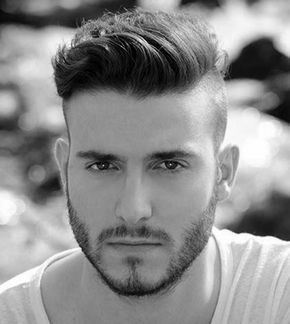 The Best Curly/Wavy Hair Styles and Cuts for Men #Grey #Faux Hawk #Quiff #Slick #IvyLeague #Waves #Spikes #Haircuts #Back #Bangs #Tutorials #Male Models #Boys #Length