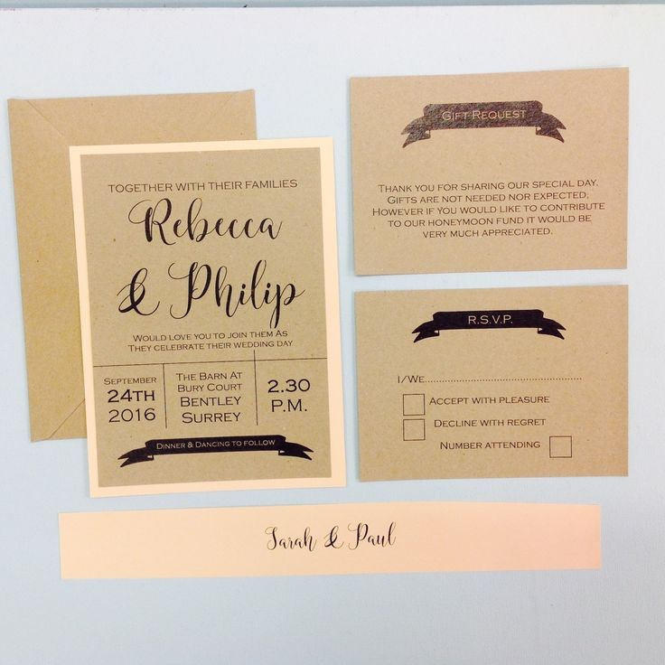 12 best Wedding Invitation request for money images on Pinterest