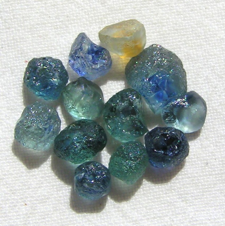 features treated heat treating sapphires gems figure punsiri spectral color with fall natural gemnews type gemology in of yellow gni ftir sapphire