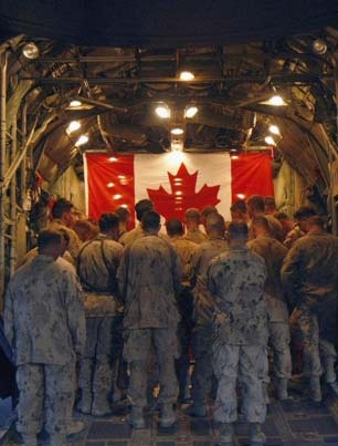 Canada's soldiers :)