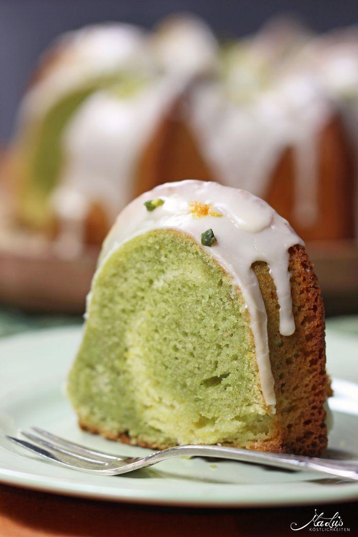 Pistazien-Orangen Kuchen 56