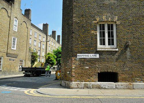 Wapping Lane, Tower Hamlets, E1