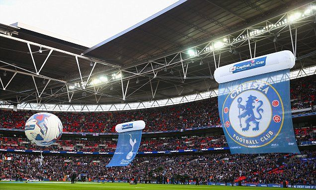 Chelsea could use loophole to move into Wembley for three years