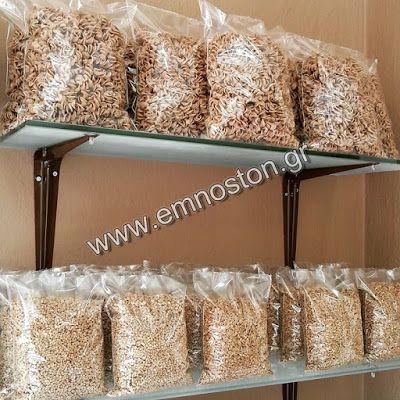 Παραδοσιακά Ζυμαρικά  -  'Εμνοστον: Ζυμαρικά με αλεύρι ντίνκελ/ζέα