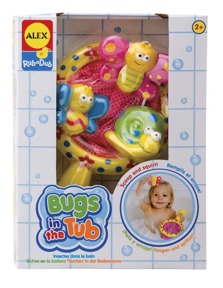 The 27 best Bath Toys images on Pinterest | Alex toys, Bath toys for ...
