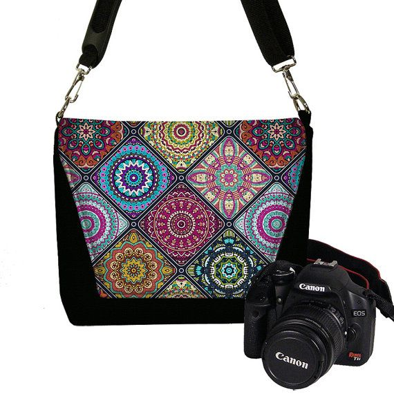 Hey, I found this really awesome Etsy listing at https://www.etsy.com/listing/273634334/colorful-camera-case-dslr-camera-bag