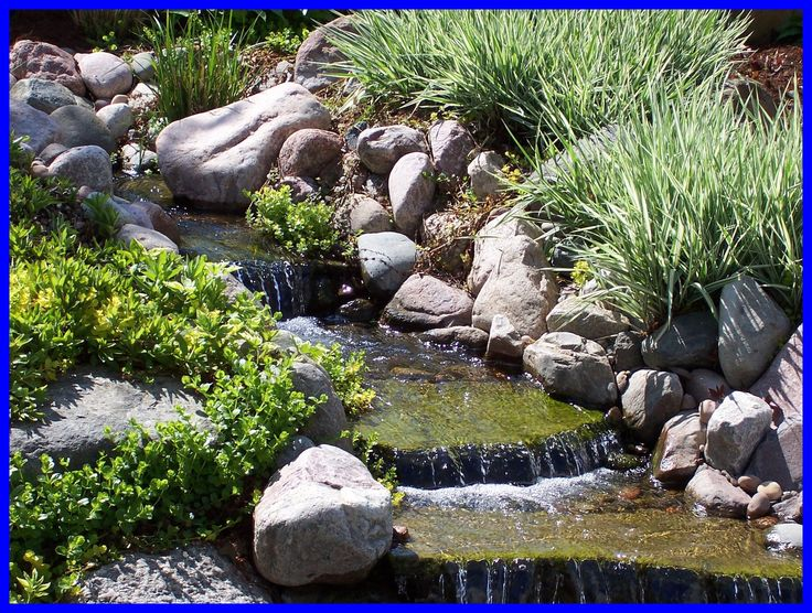 1000 images about circle ideas on pinterest gardens for Small garden ponds with waterfalls