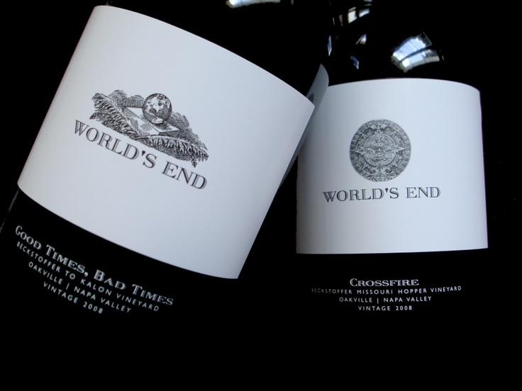 World's End - wspaniałe wina z Kalifornii #napavalley #wineexpress