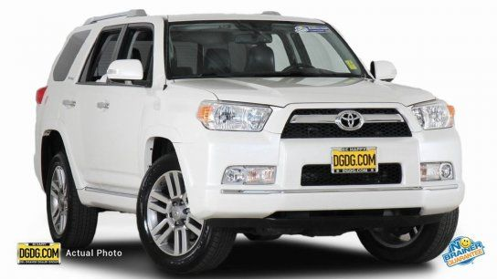 Sport Utility, 2013 Toyota 4Runner Limited with 4 Door in San Jose, CA (95136)