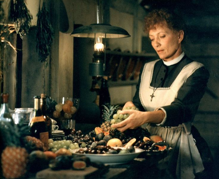 The Scene to Rewatch from 'Babette's Feast' Is Not the Actual Feast on Food52