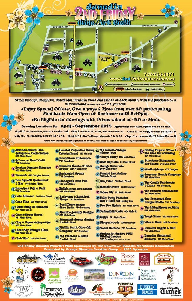 2nd Friday Dunedin Event - Dunedin, Florida