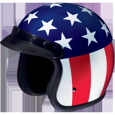 Fulmer Helmets, Inc - Open Face - V2 -