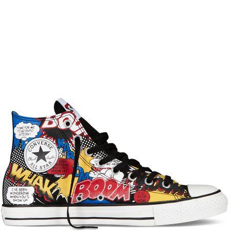Cool Stuff We Like Here @ CoolPile.com ------- << Original Comment >> ------- #Converse Chuck Taylor DC Comics