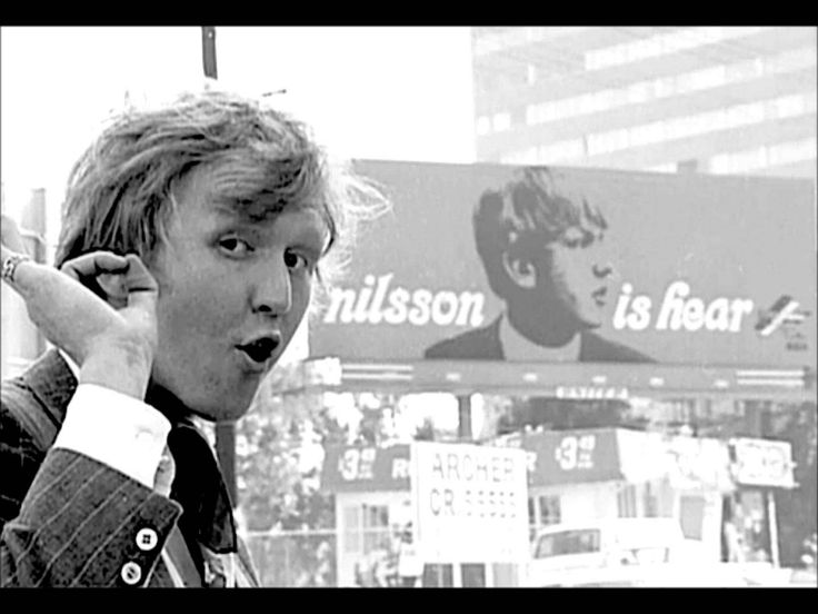 Everybody's Talkin' At Me (Theme Song From Midnight Cowboy)  by Harry Nilsson