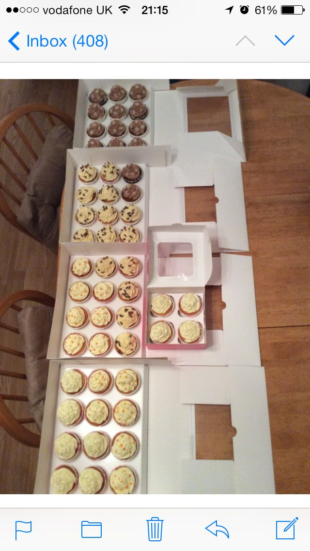 Macmillan cup cakes, good cause
