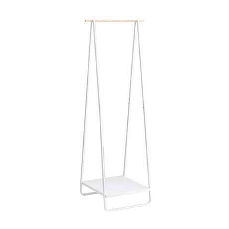 Hanger Coat Rack - White