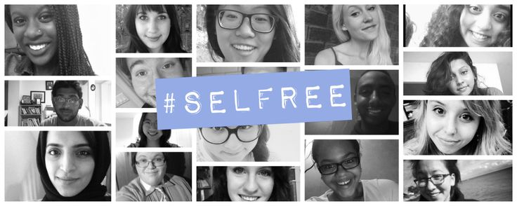CAMH National Youth Advisory Council launched a powerful new campaign called #Selfree