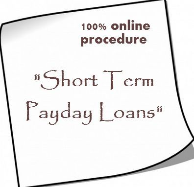 Short Term Loans At Your Doorstep Response To The Borrower