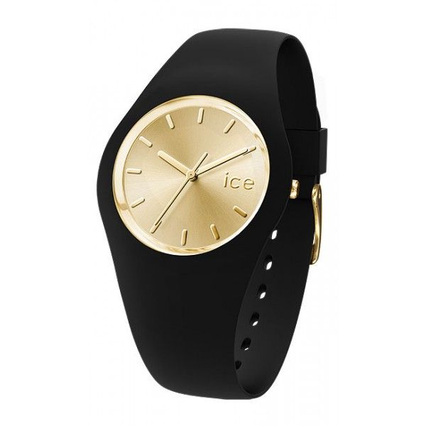 ICE.CC.BGD.U.S.15 - ICE-WATCH Chic  - Yellow Gold - 100 Metres Water Resistant - Free Delivery