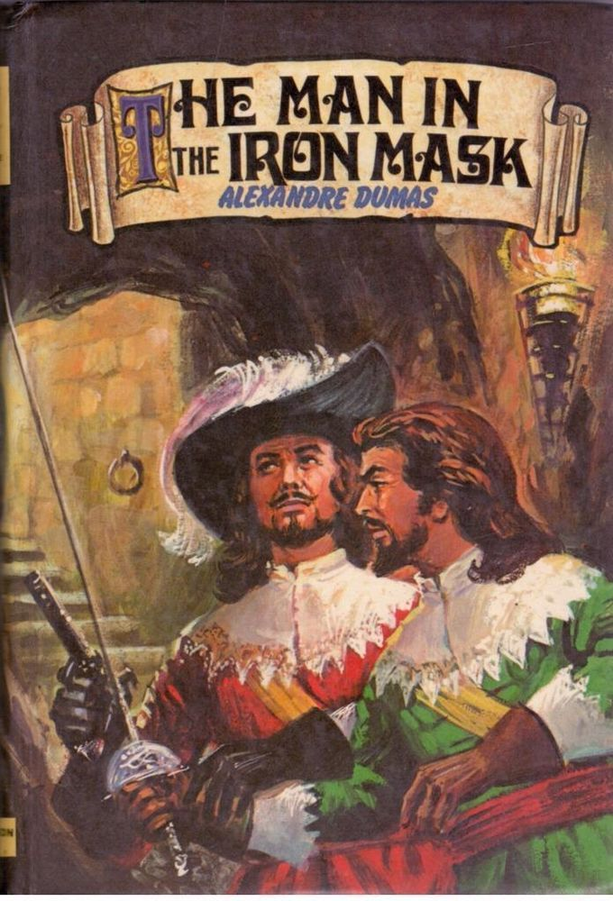 the man in the iron mask The man in the iron mask is a 1998 adaptation of the classic alexandre dumas novel starring leonardo dicaprio france is suffering at the hands of its cruel king, louis xiv the young king has.