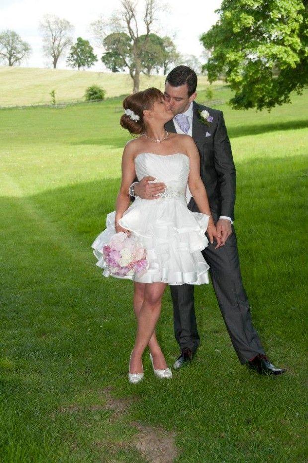 38 best Real Brides of HG Wedding Lounge images on Pinterest ...
