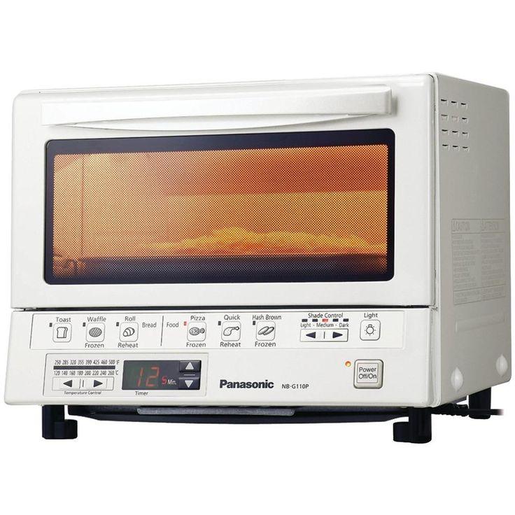 Panasonic 1300-watt Flashxpress Toaster Oven