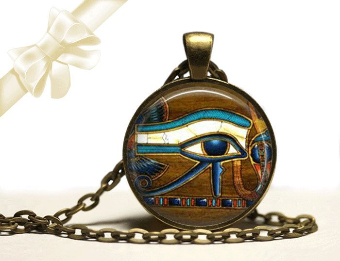 Image result for egyption eye jewelry