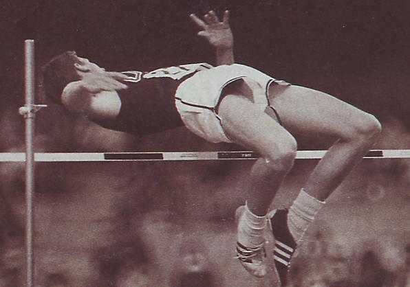 #Fosbury Flop is to #HighJump what #LDI is #Pension #Risk ManagementFosburi Flops, 1968 Mexico, Fields Athletic, Dick Fosburi, High Jumping, High Jumpers, Sports Heroes, Dr. Who, Innovation Mexico