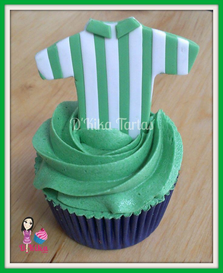 Cupcake Betis
