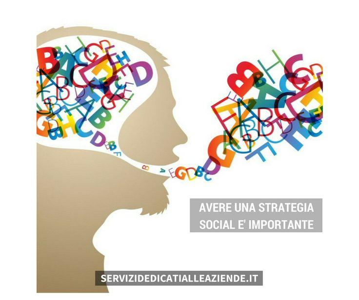 I #socialnetwork sono un luogo dove poter trovare potenziali clienti per il proprio business. #Creaunastrategia e #agiscisubito.