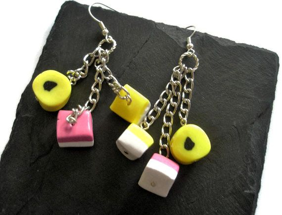 Valentines Sale Liquorice all sorts by FruttiTuttiBeadCandy, £12.00