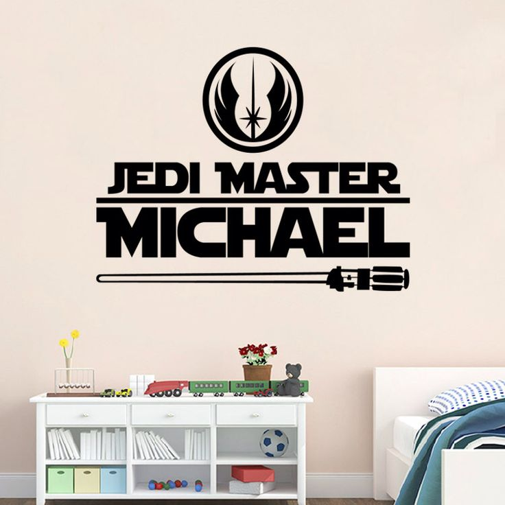Best 25 custom wall murals ideas on pinterest wall for Autocollant mural star wars