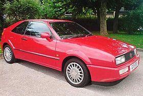 Volkswagen Corrado – 1988