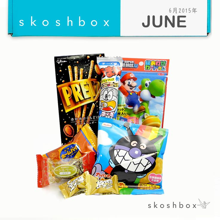 Skoshbox is a monthly subscription for Japanese candy!  sc 1 st  Pinterest & 72 best Monthly Boxes images on Pinterest | Japanese snacks ... Aboutintivar.Com