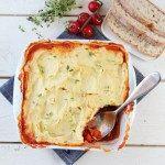 Shepherds pie med rotgrønnsaker