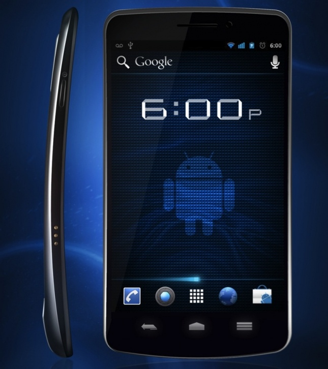 Samsung Galaxy Nexus finally announced: Android 4.0, HD display, HSPA+ and LTE versions