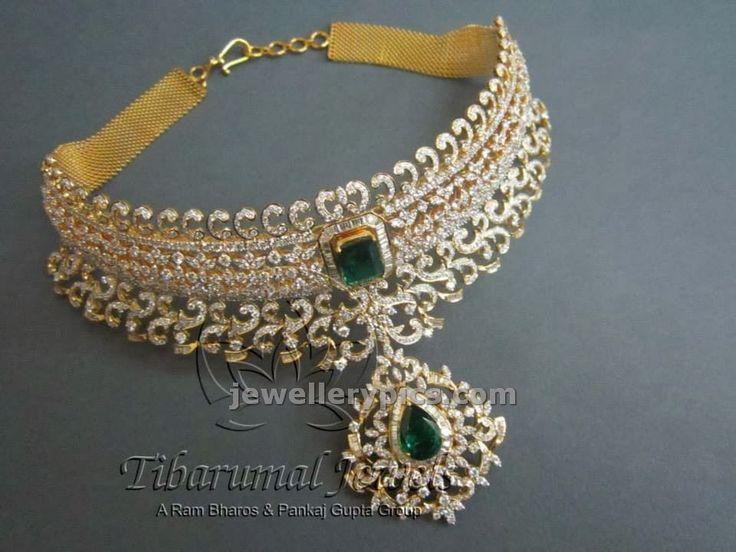 kantabharanam by tibarumal jewel ~ Latest Indian Jewellery designs