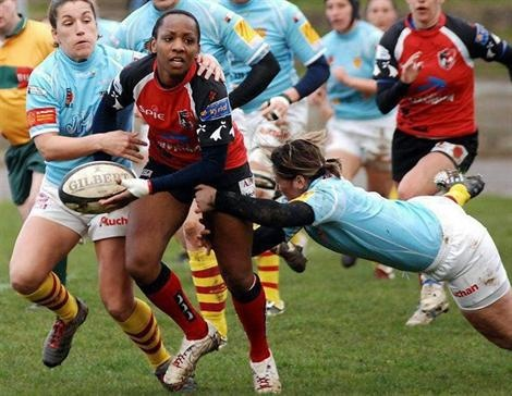 Top 10 Féminin : #Perpignan domine le Stade Rennais en #finale - Ouest-France - 19/06/2011