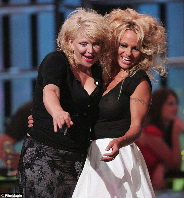 Who else but a bosom buddy: In 2005, the 52-year-old had called the 49-year-old 'my real friend' while performing at the Comedy Central Roast Of Pamela Anderson