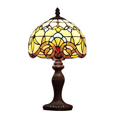 Eye Protection Pastoral style Mini Tiffany lamp