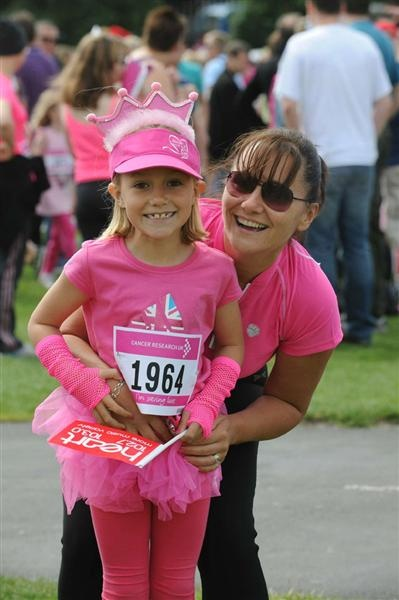Slideshow: Race for Life turns Cambridge pink