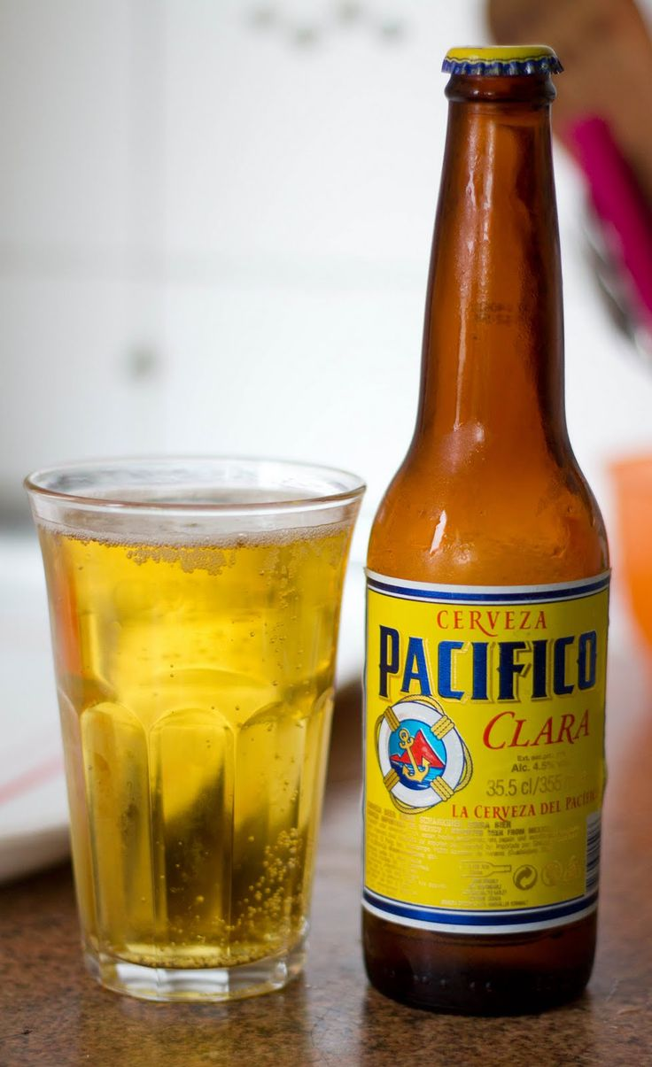Pacifico (SHANE'S RATING: 3.75 out of 5)
